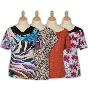 Blusas de Mujer Variadas Ref. 312
