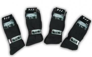 Calcetines negros caballero mod. 415