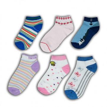 Calcetines tobilleros infantiles Ref. 1032