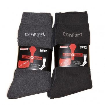 Calcetines Hombre Confort Ref. 1501
