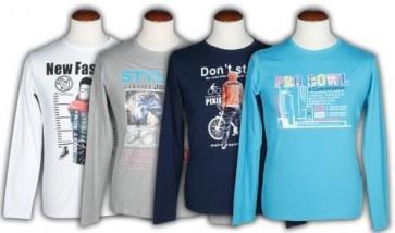 Camisetas manga larga caballero ref. 191