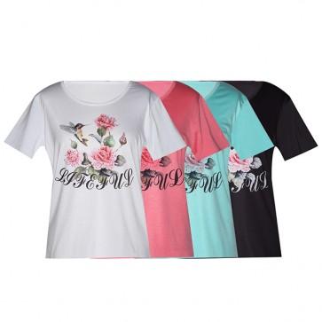 Camisetas Mujer Ref. 1767