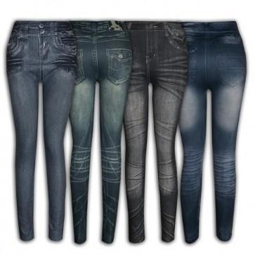 Leggings Jeans Variados Ref. 353