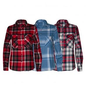 Camisas Franela mujer Ref. 9266