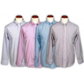 Camisas de caballero rayas mod. 1103