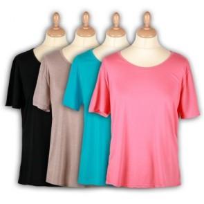 Camiseta de Mujer Lisa Mod. 155