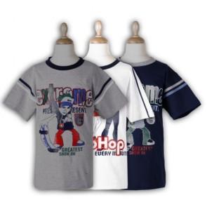 Camisetas de Niños Ref. 302