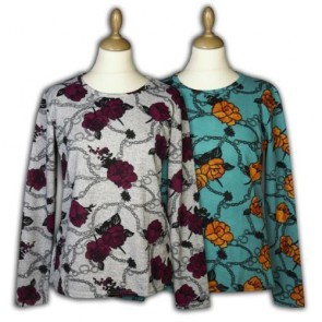 Camisetas Mujer Ref. 672
