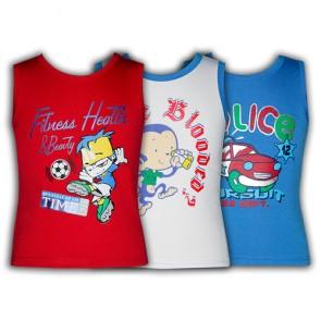 Camisetas Niños Ref. 606