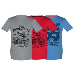 Camisetas Hombre Dibujos Ref. 1224