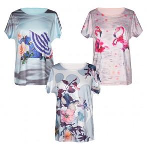 Camisetas Mujer Ref. 573