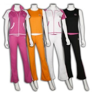 Chandal Mujer 3 Piezas . Ref. 595