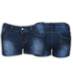 Mini Short Jeans Chica Ref. 1171