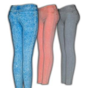 Pantalones de Chica Efecto Push UP Ref. 1102