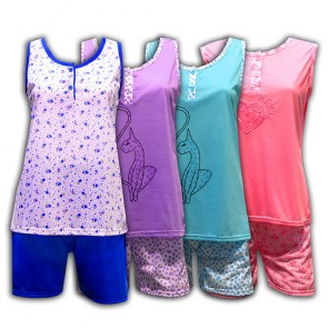 Pijamas Mujer Ref. 1263