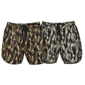 Shorts Mujer Camuflaje Ref. 1106 A