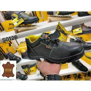 Zapatos de Seguridad de Piel Ref. S0126